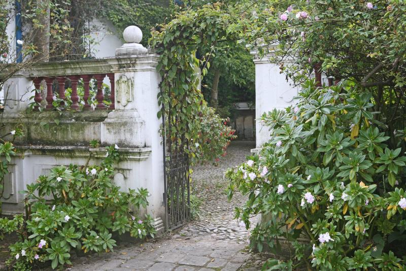 Garden Gates Adobe Road Photography