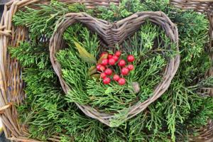 December -  Christmas Heart