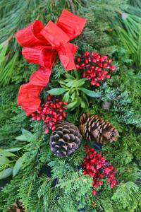 Christmas Greenery      small