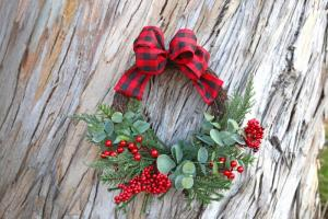Country Wreath              small