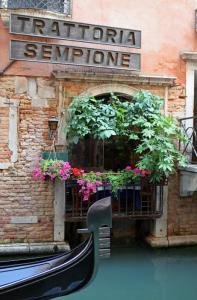 Trattoria , Venice   l & sm