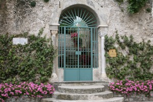 Gate in Ravello