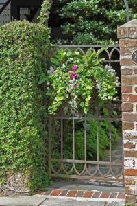 Flowers on the Gate -   Charleston, SC