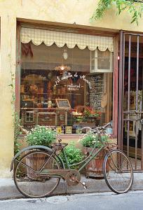 Antiques & Bike