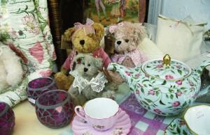 Pink Tea PartyLg & Sm