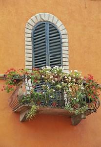 Siena Balcony