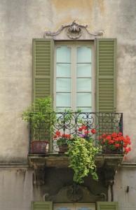 Como Balcony  ( lg & sm)