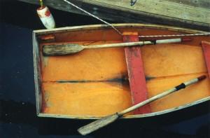 Orange Boat I