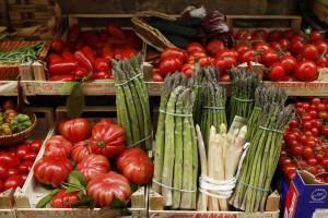 Tomatoes/Asparagus