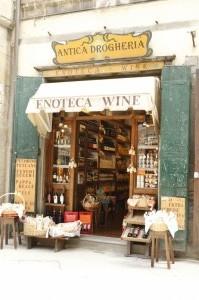 Wine Shop Cortona