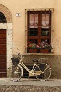 Bike by the Window    L & sm