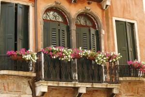 Venice Balcony (lg & sm)