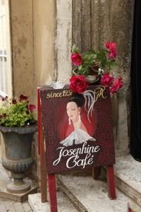 Josephine Cafe                              Lg & sm