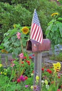 Mailbox& Flag  sm